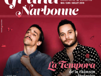 L'agenda culturel du Grand Narbonne est disponible